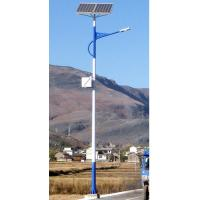 Buy cheap 10W-80W Solar Street Light with Battery Boxes of Mounted-on- top-of-pole Type product