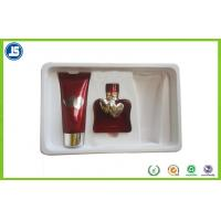 Buy cheap Environmental cosmetic plastic packaging trays Vacuum formed case from wholesalers