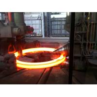 Buy cheap Custom Hot Rolled Forged Steel Rings For Pressure Vessel Wind Power EN ASTM DIN product