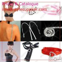 Buy cheap Bra Straps, Rhinestone Bra Straps, Fabric Bra Straps, Beaded Bra Straps from wholesalers