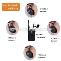 Buy cheap WUS2412 Whisper Tour Guide System for personal tour listening and visiting from wholesalers