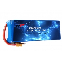 Buy cheap 22.2V 22Ah Lithium Polymer Battery High rate battery from wholesalers
