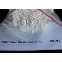 Buy cheap Nandrolone Deca Anabolic Steroids Anabolic Raw Steroid CAS 360-70-3 from wholesalers
