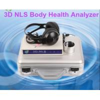 Buy cheap 3D NLS Health Analyzer health test machine from wholesalers