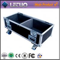 China Aluminum flight case road case transport crate case water dancing speakers flight case on sale