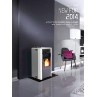 Buy cheap Morden Style Freestanding  Portable Fireplace/Wood Pellet Stove(CR-02) from wholesalers