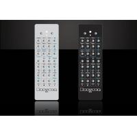 Buy cheap Aluminum panel remote control with single function from wholesalers