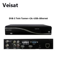 Buy cheap Ali3329E  LAN10 Mbit   Ethernet interface HD Twin Tunner Receiver  1000X with USB , PDIF   from wholesalers