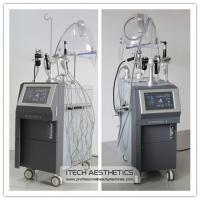 Buy cheap Multipolar RF Hyperbaric Oxygen Beauty Machine for Wrinkle Removal 9 Handpiece from wholesalers