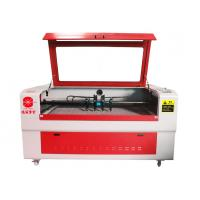 Shoes High Speed Laser Cutting Machine CNC 4 Head 150W For Soft Stuffed Toy