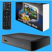 Buy cheap Mag250 Arabic IPTV Box with popular Channels Sport Arabic English Kids Adults from wholesalers