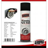Buy cheap Anti Fading Car Care Products Foaming Wheel And Tire CleanerDissolves Dirt / Oil from wholesalers