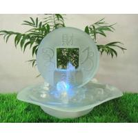 Buy cheap Character Glass Tabletop Fountain from wholesalers