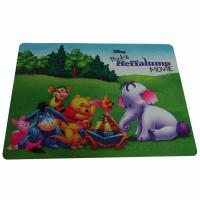 Buy cheap Customized Cute Catoon Rubber Mouse Pad With Full Color Printing from wholesalers