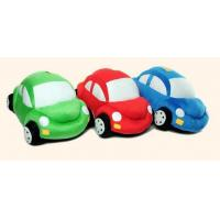 Buy cheap Stuffed toys Clourful Car 10'' length, Red, green, blue, Plush toys,Toy Cars,Toy car, Gift from wholesalers