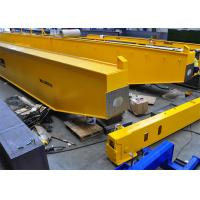Buy cheap Double Girder Overhead Crane 5 tons to 20 tons European Optimized Design from wholesalers