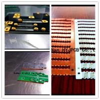 Buy cheap Controller PCB Rohs  Cu With FR4 Metal Pcb Board Use For  Electrical Engineering And Automation product