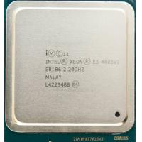 Buy cheap Quad - Core Intel Xeon E5 4600 v2 SR1B6 5 GT / s DMI E5 4603 v2 10M Cache from wholesalers