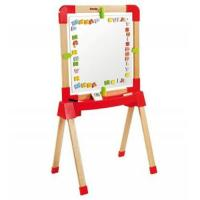 Buy cheap Wooden Smoby Adjustable Easel from wholesalers