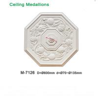 Buy cheap High quality pu ceiling medallion low cost M-7126 marbel replacement from wholesalers