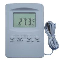 Buy cheap Promotion High & Low Temperature Alarm Refrigerator Freezer Fridge Thermometer With Magnet from wholesalers