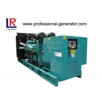 Buy cheap 3 Phase 4 Wires Open Type Cummins Diesel Generator Set 250kVA Low Fuel Consumption from wholesalers