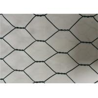 Buy cheap High End PVC Coated Hexagonal Chicken Galvanized Wire Netting  For Garden product