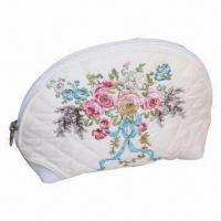 Buy cheap Fashionable Ladies' Clutch Bag with Embroidery from wholesalers