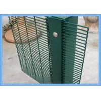 Buy cheap Garden Yard Security Welded Metal Fence Panels 3meter Height Anti Climb from wholesalers