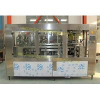 Quality Monoblock Type Craft Beer Canning Equipment Isobaric Filling 2000 Cans Per Hour for sale