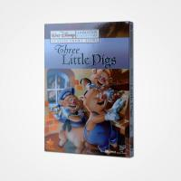 Buy cheap Disney Animation Collection 2: Three Little Pigs dvd movie children carton dvd movies from wholesalers