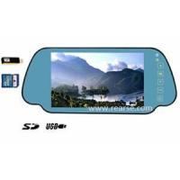 Buy cheap 7-inch Soft Touch Bluetooth Mirror SD/USB Backup Monitor from wholesalers