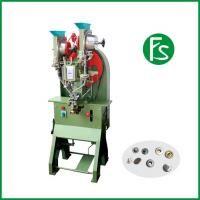 Buy cheap Full automatic button riveting machines high quality model no. 727F reasonable price from wholesalers