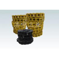 Buy cheap Bulldozer track link/track chain from wholesalers