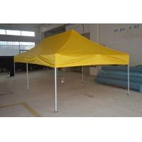 Buy cheap Popular Outdoor 10x20 Folding Gazebo Tent PU Coated Polyester Awnings from wholesalers
