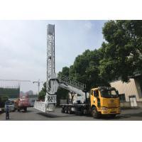 Buy cheap Platform Type Under Bridge Access Equipment MBIU 22m Horizontal Working Range product