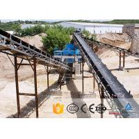 Buy cheap High Standardization Degree Incline Conveyor Belt Portable Flat System from wholesalers
