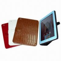 Buy cheap Real genuine leather cases for iPad 3, ODM and OEM orders are welcome from wholesalers