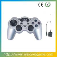 Buy cheap PC wireless double shock game joystick from wholesalers