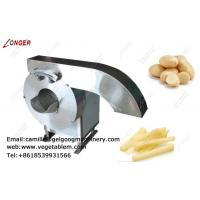 Buy cheap Potato Fries,Vegetable Cube  Cutting Machine|Potato Cutter Machine for Sale from wholesalers