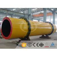 Buy cheap Energy Saving Industrial Drum Dryer Sand Rotary Dryer Used In Biomass Fuel Industry from wholesalers