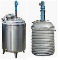Buy cheap Anti corrosion jacketed stainless steel tanks / chemical mixing tank from wholesalers
