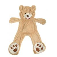 Buy cheap DIY Gift Empty Giant Teddy Bear Skin Shell 63 Inches Soft Toy Dolls Eco Friendly from wholesalers