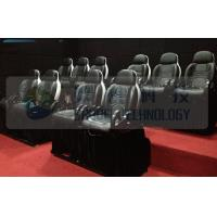 Buy cheap Motion Theater Chair , New design , Pneumatic/ Hydraulic/Electronics Dynamic System product