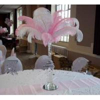 Buy cheap DELUXE Ostrich Plume Centerpiece product