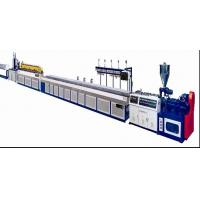 Buy cheap High speed,AFSJ-1220mm WPC board machine from wholesalers