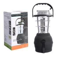 Buy cheap Hand Winding Dynamo Outdoor Solar Rechargeable Tent Light 63 LED Camping Lamp from wholesalers