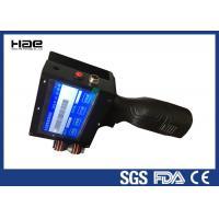 Buy cheap TIJ Expiry Date Coding Machine Handheld  , Portable Inkjet Printer Battery Powerd from wholesalers