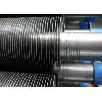 Buy cheap A179 G Type Finned Aluminum Tubing , Embedded Extruded Fin Tube 2.1-5.0mm Pitch from wholesalers