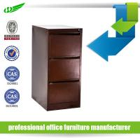 China 3 drawer filing cabinet on sale